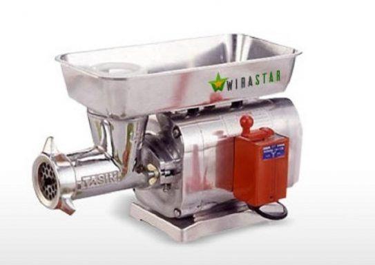 Mesin giling daging kualitas terbaik selain untuk melumatkan daging juga untuk mendapatkan tekstur daging giling yang baik.