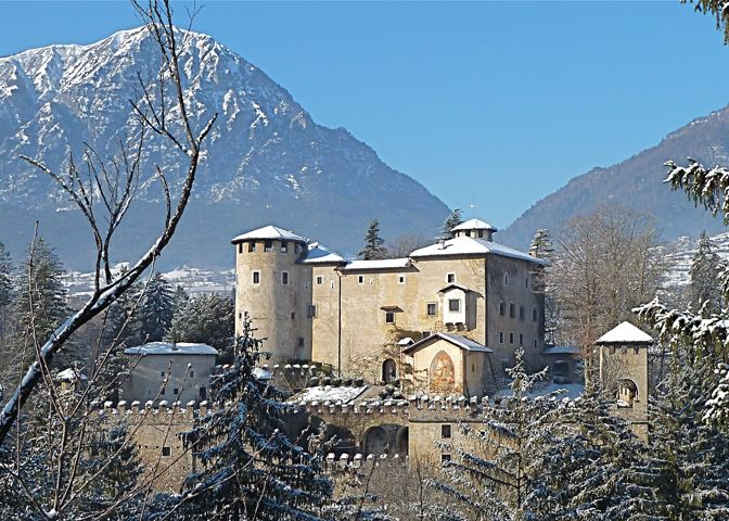 1207 migliori immagini rocche e castelli d 39 italia su pinterest for Trento informazioni turistiche