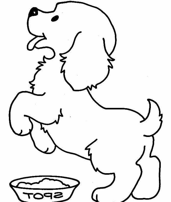 Cute Animal Coloring Pages Printable In 2020 Dog Coloring Page