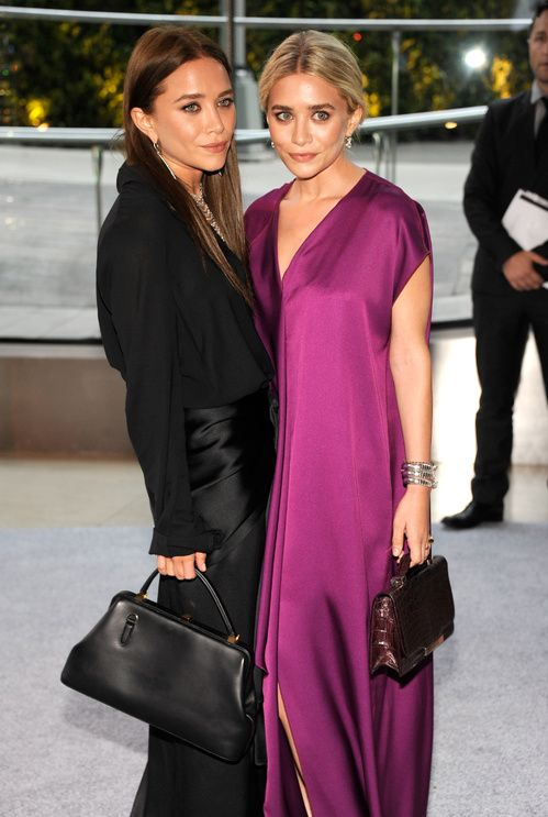 Mary-Kate and Ashley Olsen's Style in 25 Looks, at The Row | Vogue Paris