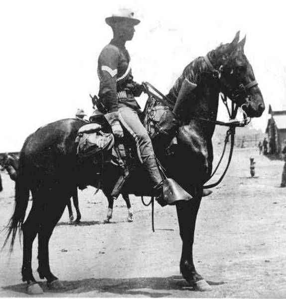 Black Buffalo Soldiers Cavalry Uniforms | Sixteen years after this discovery the buffalo soldiers are being ...