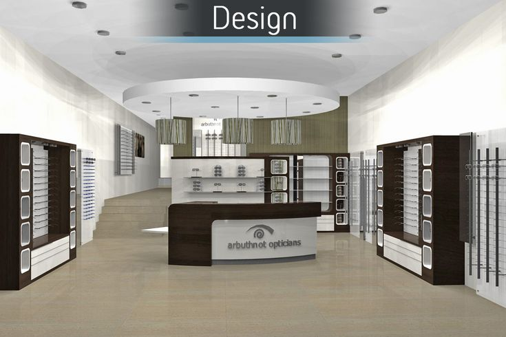 Arbuthnot - Mewscraft. #interiordesign #opticians #retail #design #shopfitting #refurbishment #optical www.mewscraft.com