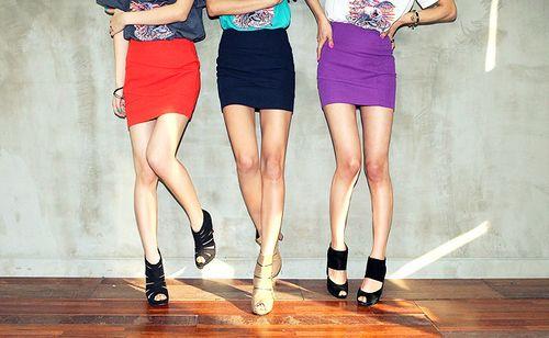 #Gonna Come Valorizzare il tuo Fisico scegliendo quella giusta: per fianchi stretti e gamge esili #skirt
