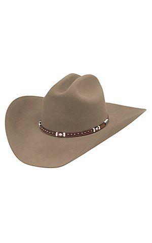 Stetson 6X Monterey T Fawn Felt Cowboy Hat | Cavender's