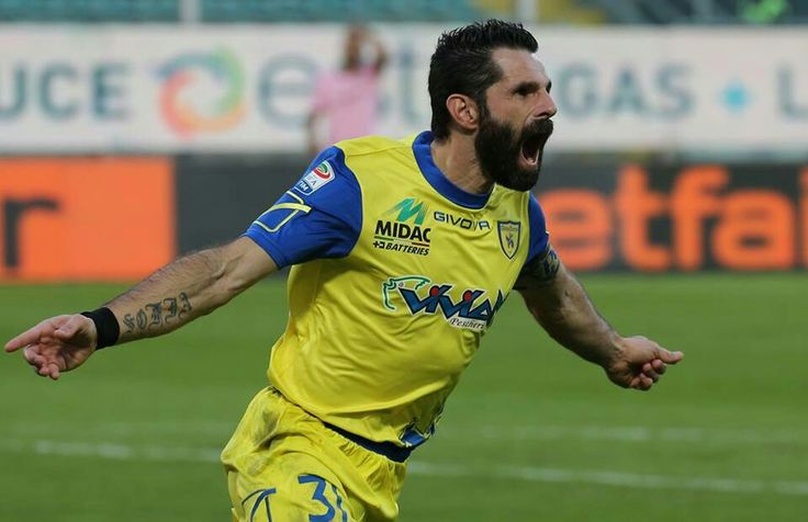 Chievo Verona 16, Sergio Pellissier#31