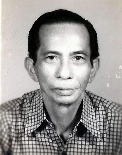 My Late Father Mohamed Yunos Bin Dang.