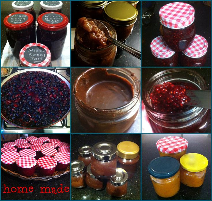 Nothing beats home made jams and spreads. Wonderful as gifts too! So repurpose those jars and start making!