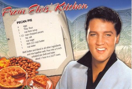 Elvis' Pecan Pie- eat like The King!  #knife #knives www.hesslerworldwide.com