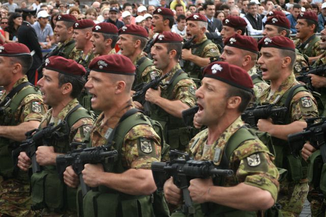 Italy Military | The Swash | Italian Army May Interfere Against Violent Protests