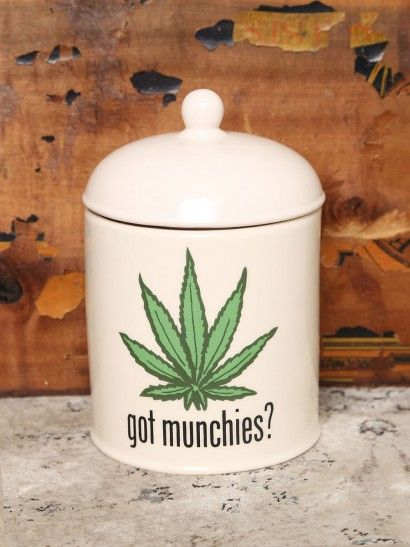 Got Munchies Cookie Jar - Gypsy Warrior. Was so hard to choose from but this was one of my top favorites #gypsywarrior