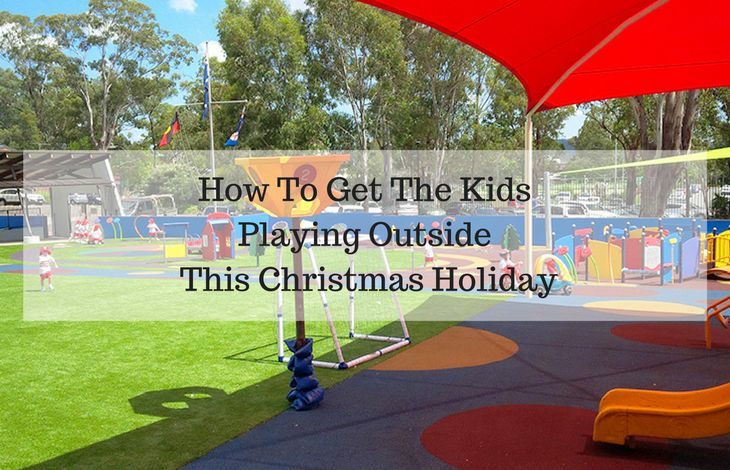 Whenever Christmas holidays arrive. The kids make themselves busy with the gadgets and watching tv. Parents, you can make a playground in your backyard and make sure they play outside this Christmas. You can also try some other things to make sure the kids play outside. Visit here for more information. #christmasholiday #park #playground #outdoorplay