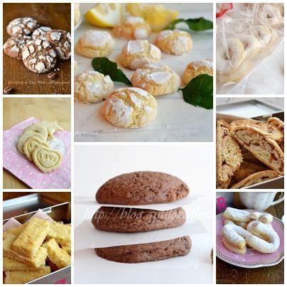 biscotti da regalare per natale,dolci regali,regali home made ,le ricette di tina