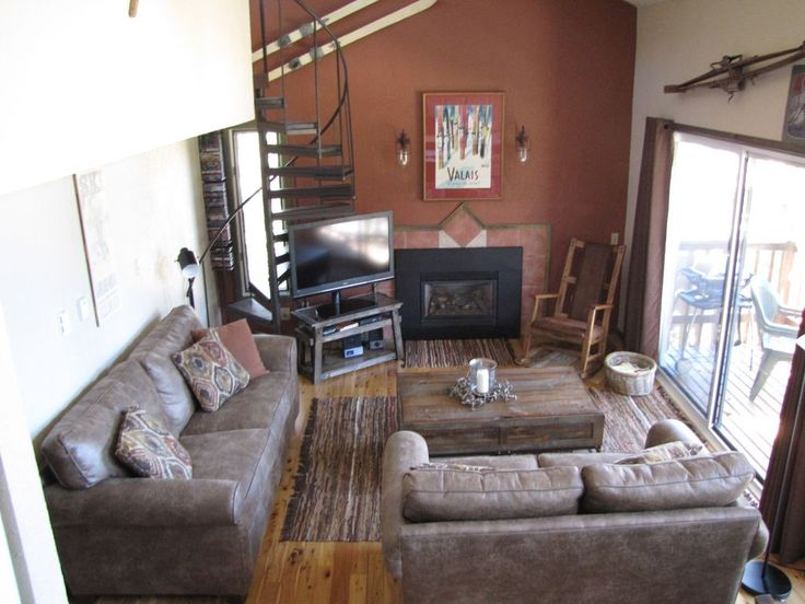 Condo vacation rental in Breckenridge, CO, USA from VRBO.com! #vacation #rental #travel #vrbo  Awesome Loft!!