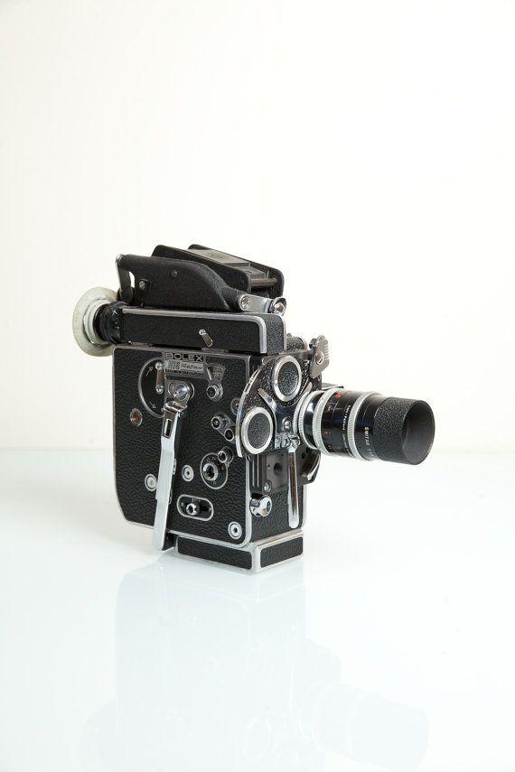 Bolex H16 REX5 Reflex-5 16mm Camera