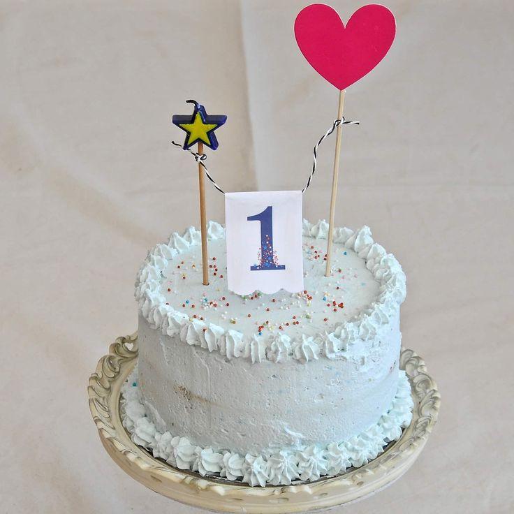 Per festeggiare il primo compleanno di tentar non cuoce ecco una torta super golosa perfetta per una festa come la nostra.