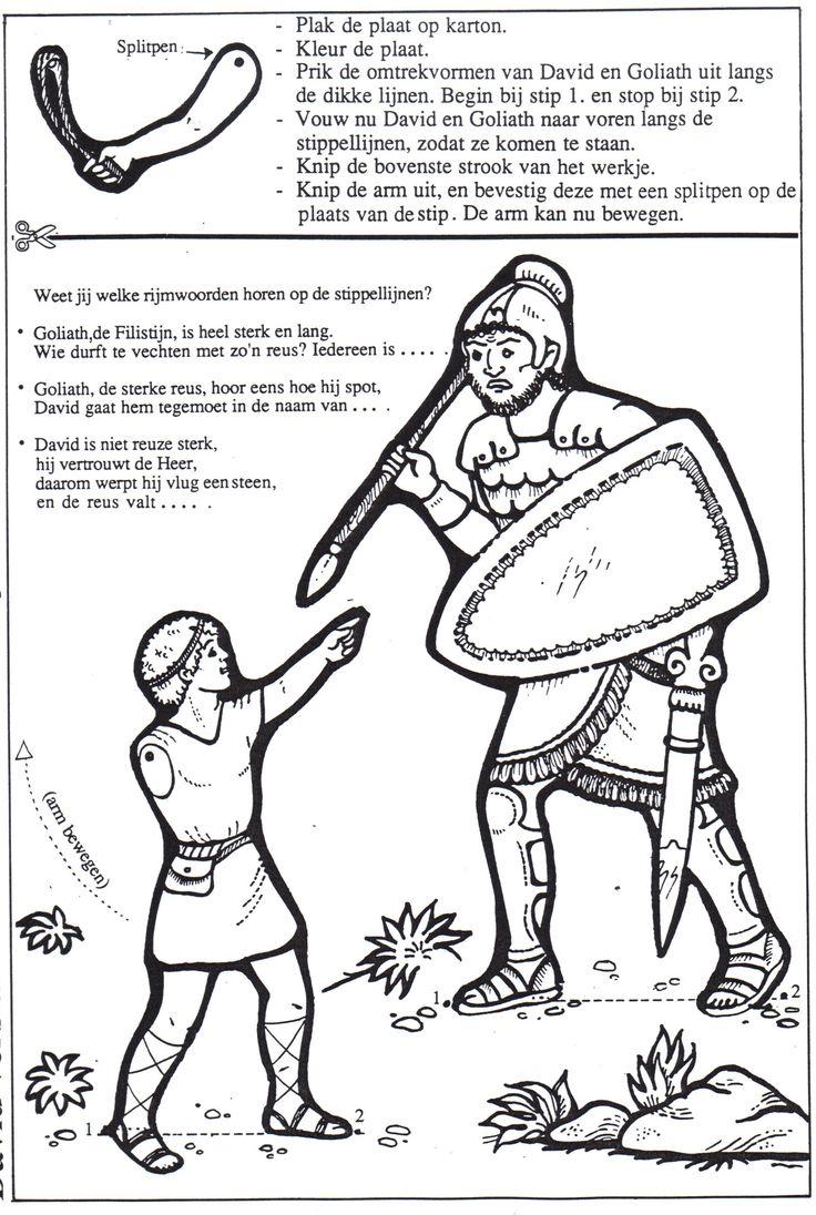 Moderno La Biblia Jonathan Y David Para Colorear Bandera - Dibujos ...