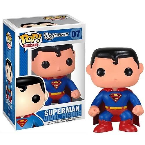 DC Universe Pop! Vinyl Figure Superman - Funko Pop! Vinyl - Category