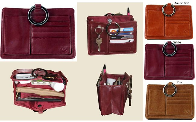 The Outback Pouchee Hand Bag Organiser is made of high quality faux leather. Switching Hand-Bags has never been easier with the Pouchee Hand-Bag Organiser. It's compact design has enough pockets for Pens, Sunglasses, Mobile Phone, Credit Cards, Keys, Perfume and Lipstick and much more.  It's stylish circular handles allow you to easily transfer it from one hand bag to another. http://www.secretfashionfixes.ie/pouchee-outback-faux-leather-/pou-ob%20tanpd.html