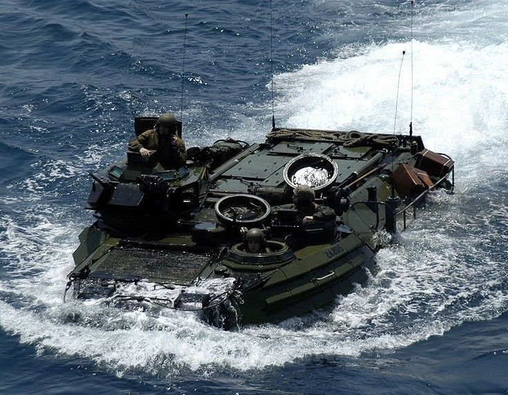 Assault Amphibious Vehicle | Military Vehicle Photos - AAV-7 Amphibious Assault Vehicle