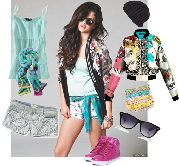 """""""Selena on the block"""" by seliriana on Polyvore"""