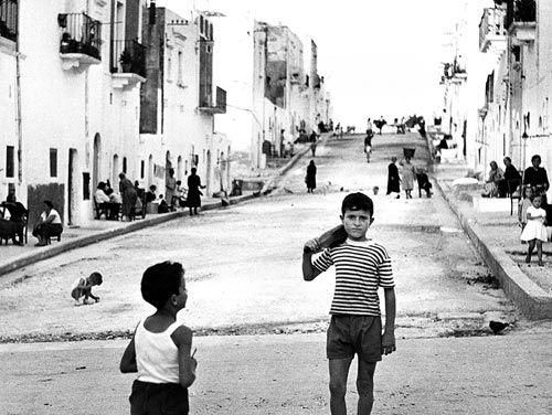 Boy in Puglia