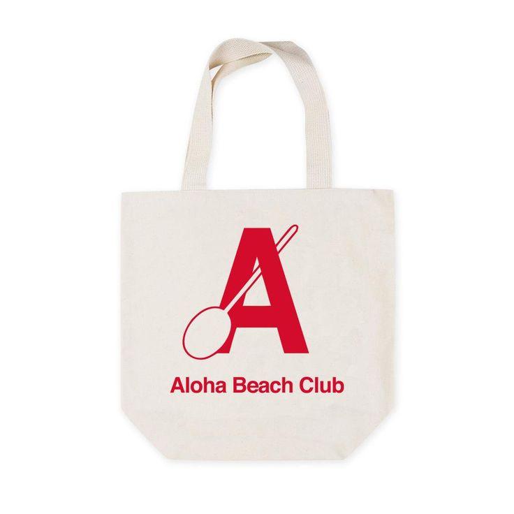 Aloha Beach Club - Canoe Club Tote