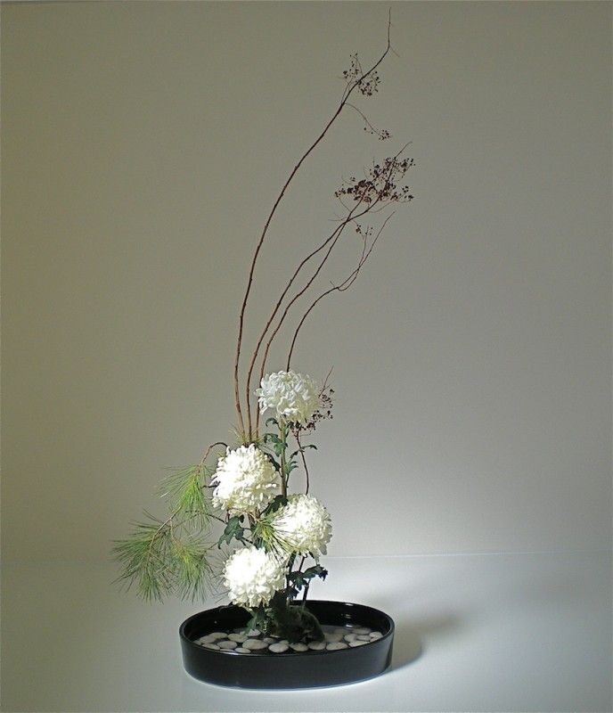 Japanese Floral Interior Design