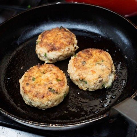 Use sweet potato in these Smoked Mackerel, Chilli and Lemon Fishcakes - Woman And Home