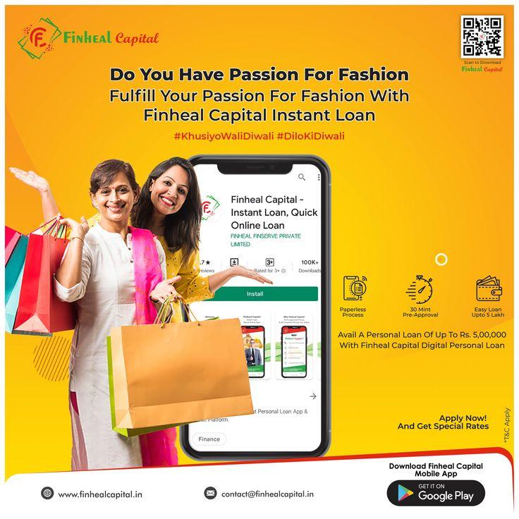 Passion For Fashion Kushiyowalidiwali Dilokidiwali In 2020 Instant Loans Online Loans Personal Loans