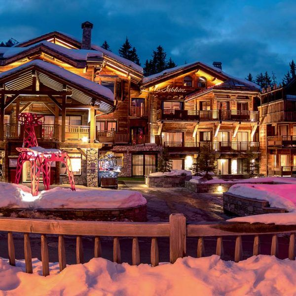 La Sivoliere 5* , Courchevel 1850  Christmas Holidays offer from 728€* per night instead of 903€* in a Superior double room on half board. Offer valid for a 5 nights minimum stay between December 17th and 25th 2016, for a total stay of 3 970€ instead of 4 840€ including half board and Christmas Eve dinners, excluding drinks. Pay only 20% at the reservation and the balance 15 days before the arrival date. Please contact us for more details! #Franta #relax #luxury #ski http://bit.ly/2h53Jur