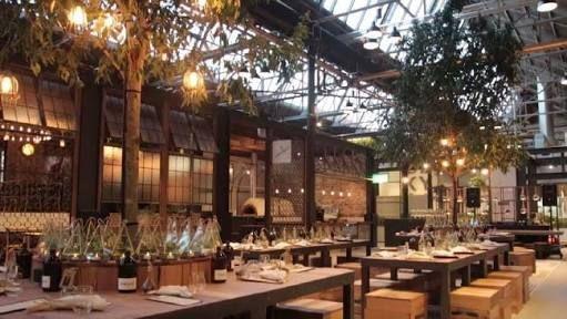 Image result for the tram sheds glebe restaurants