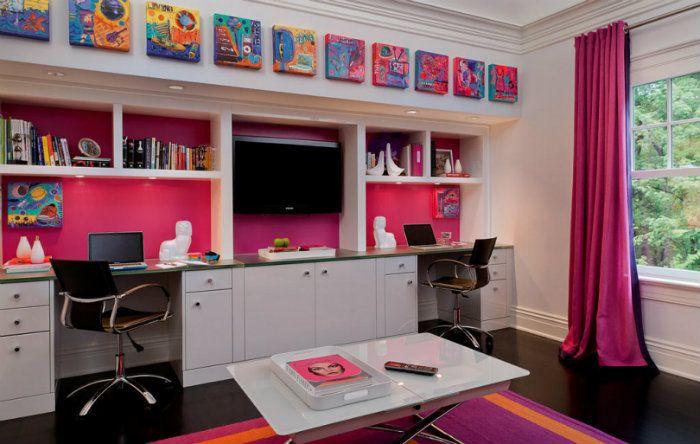 16 εκπληκτικά γραφεία για παιδικό δωμάτιο!
