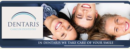 Are you looking for Top Dental Implants Package in Cancun Riviera Maya, Mexico? There you have Dentaris Cancun Riviera Maya Dentistry, Solve Cosmetic Dental Problems, Expert in Smile Makeovers & Implantology and 100% dedicated to your needs! Ask for a Free Quote now! #Dentalimplants #mexico