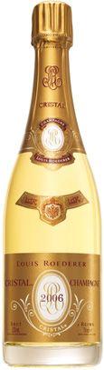 $219.99L Roederer Cristal '06 (750 ML)