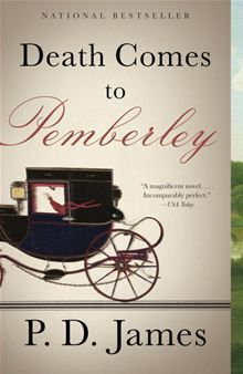 Death Comes to Pemberley but P.D. James