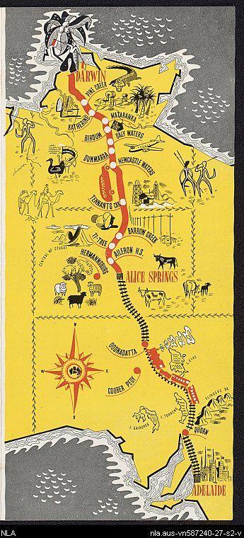 Northern Territory - Australia - LinkedIn Guides (Darwin, Northern Territory .1948.)