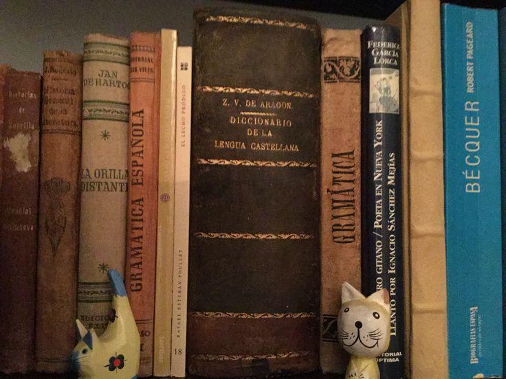 Los nuevos libros te descubrirán nuevos mundos, como antes estos lo hicieron.