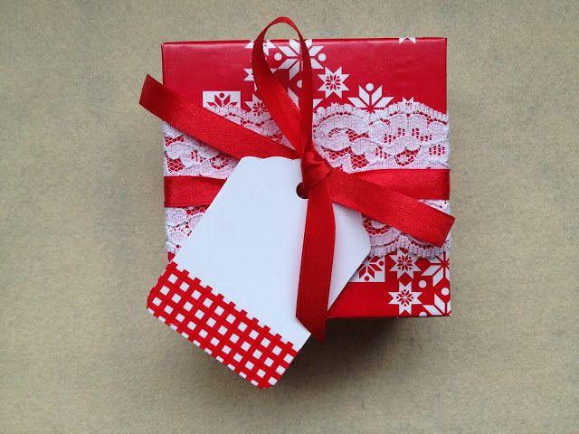 Blog Formas y Colores: Envolviendo regalos...