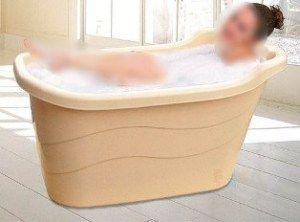 adult portable bathtub