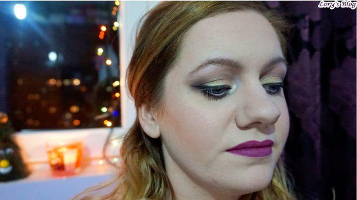 Machiaj simplu pentru ochi albaştri – Lory's Blog