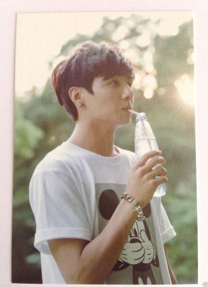 BTS Official MD Zip Code 17520 Jungkook #1 Photocard of Photo Set Bangtan Boys
