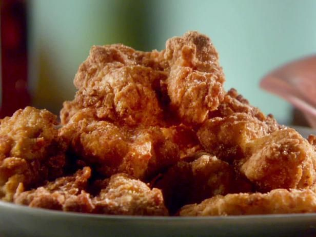 Get Sunny's Catfish Nuggets Recipe from Food Network