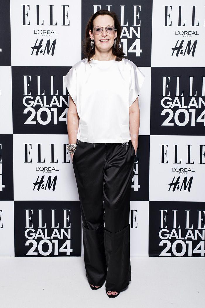 Cia Jansson ELLE galan 2014