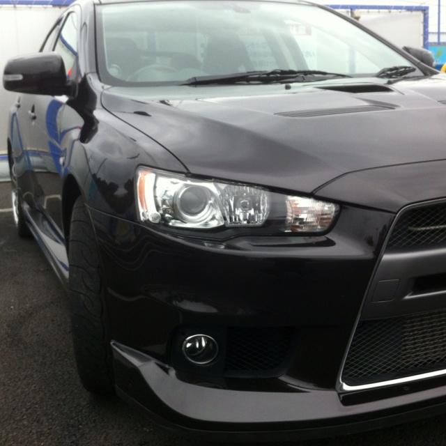 Mitsubishi Lancer Evo X | Ulugöl Otomotiv Mitsubishi Lancer Evo Sayfası:  Http://