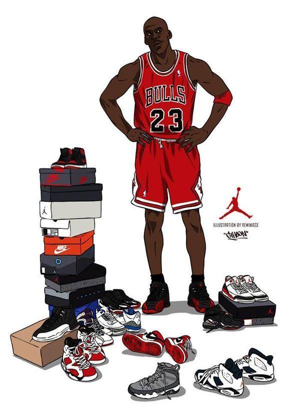Michael Air Jordan