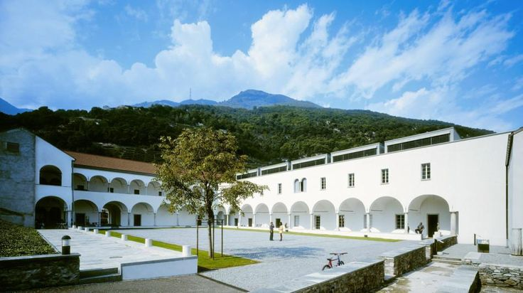 Luigi Snozzi: Elementary School 1993 Monte Carasso Bellinzona