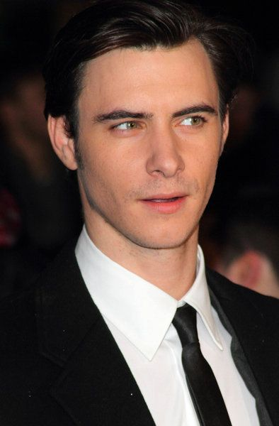 Harry Lloyd. Wonderful British actor known for many roles, but played Viserys Targaryen on the HBO series Game of Thrones. Fun fact: he's also the great great grandson of Charles Dickens.