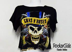Camiseta Guns and Roses. $30.000 Adquierela en www.rockerside.com Envíos a todo Colombia, aceptamos todos los medios de pago