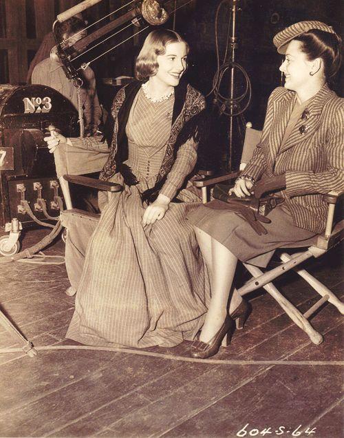 281 Best Images About Olivia De Havilland On Pinterest