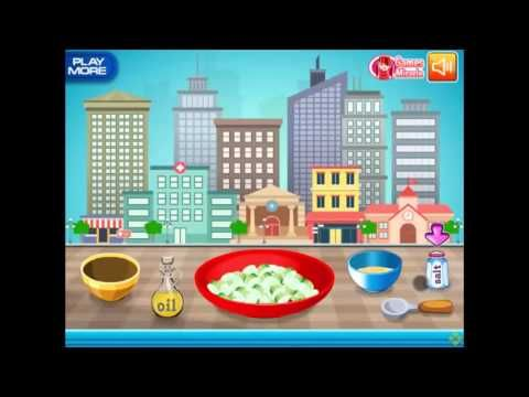 Girls Cooking Games  - Perfect Hot Dogs - Baby Games For Kids